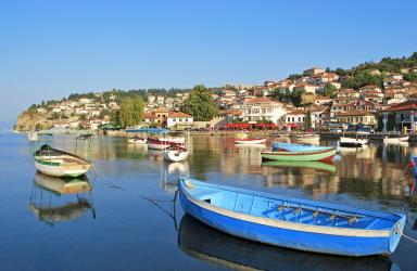 Македония и Албания, от Варна