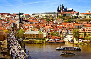 Вълшебна Прага, от Варна