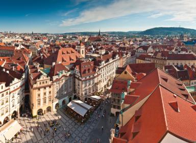 Ранни записвания! Прага - Братислава - Будапеща - Виена