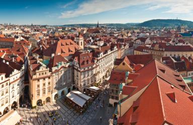 Прага - Братислава - Будапеща - Виена