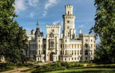 Будапеща - Кутна Хора - Прага - замъка Хлубока - Виена