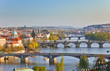 Ранни записвания! Уикеден в Прага