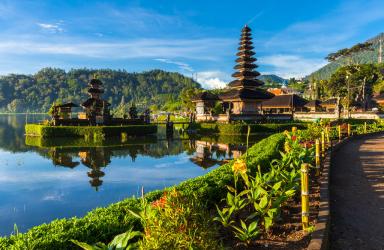 Ранни записвания! Съкровищата на остров Бали