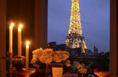 Коледните светлини на Париж
