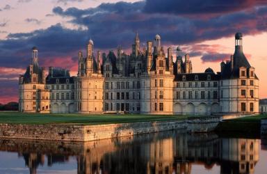 Париж - замъците по Лоара