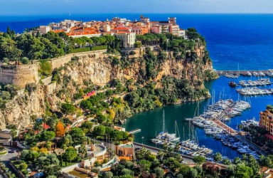 Италия и Франция - Лазурният бряг