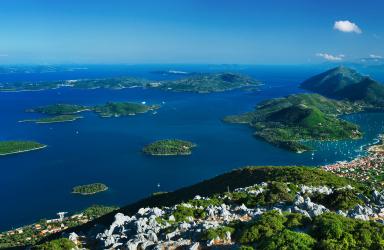 Лефкада - изумруденият остров