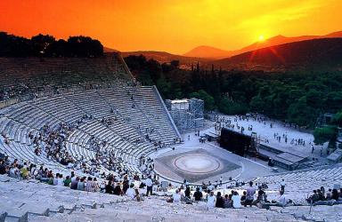 Гърция - наследството на древна Елада
