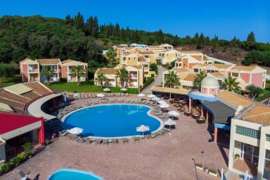 Майска почивка на Корфу със собствен транспорт