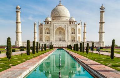 Последни места!Индия - Златният триъгълник!