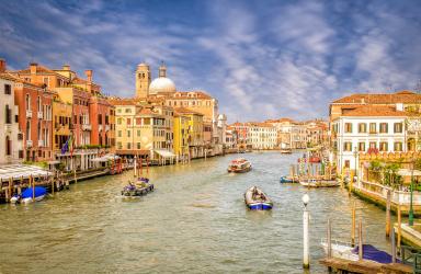 Венеция-Флоренция