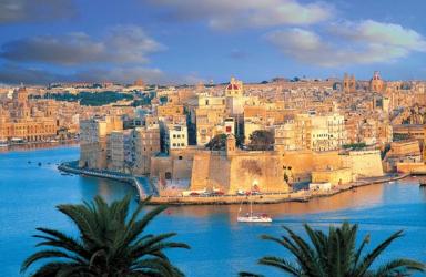 Нова Година 2020 в Малта