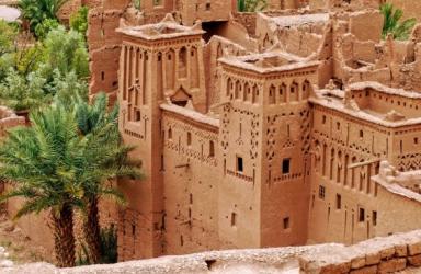 Нова Година в Мароко