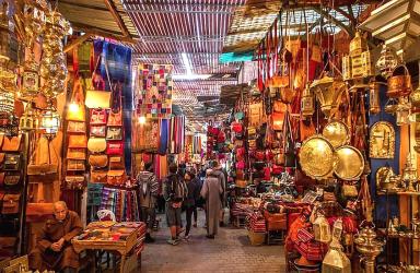Ранни записвания! Магията на Мароко, полет от Варна